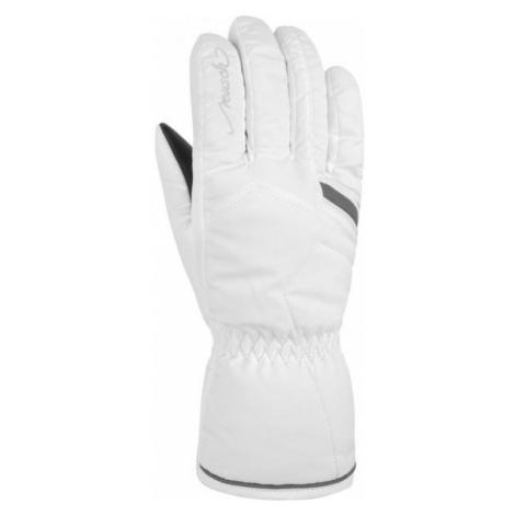 Reusch MARISA bílá - Dámská lyžařská rukavice