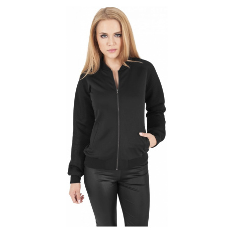 Ladies Scuba Raglan Mesh Jacket - black Urban Classics