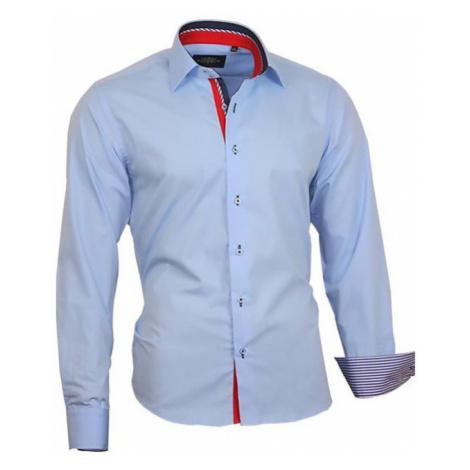 BINDER DE LUXE košile pánská 82706 dlouhý rukáv