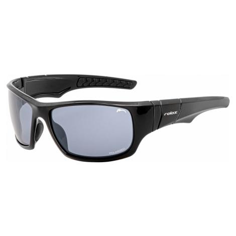 Sportovní sluneční brýle RELAX Hibernia černé