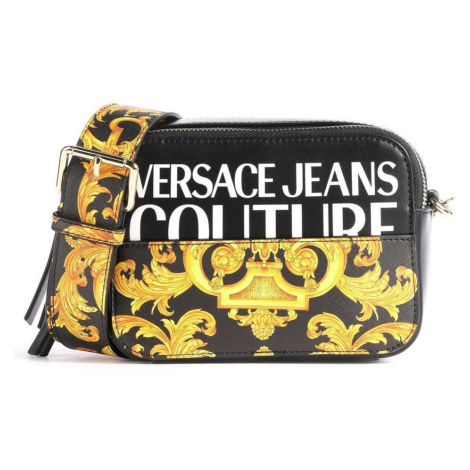 VERSACE JEANS COUTURE Saffiano crossbody kabelka