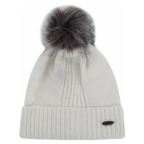 Zimní čepice Alpine Pro KASCE - bílá