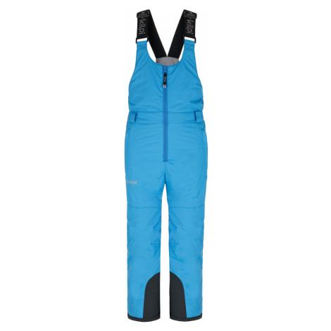 KILPI Dětské lyžařské kalhoty DARYL-J NJ0016KIBLU Modrá