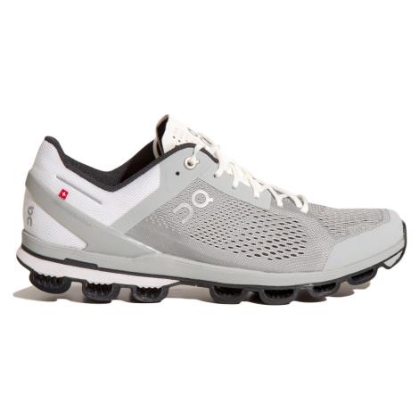 Běžecké boty On Running CLOUDSURFER MAN bílá|šedá