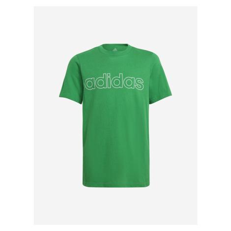 Lin Triko dětské adidas Performance Zelená