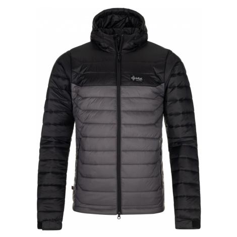 Pánská prošívaná bunda KILPI SMITHERS-M černá