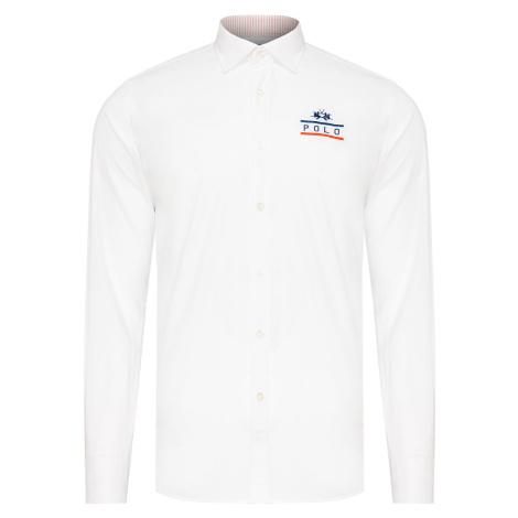 Košile La Martina WARDELL bílá