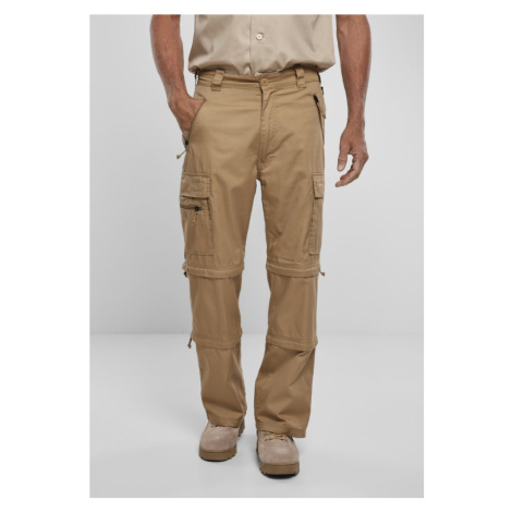 Savannah Removable Legs Pants - camel