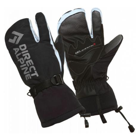 Rukavice Direct Alpine Wallis 1.0 black