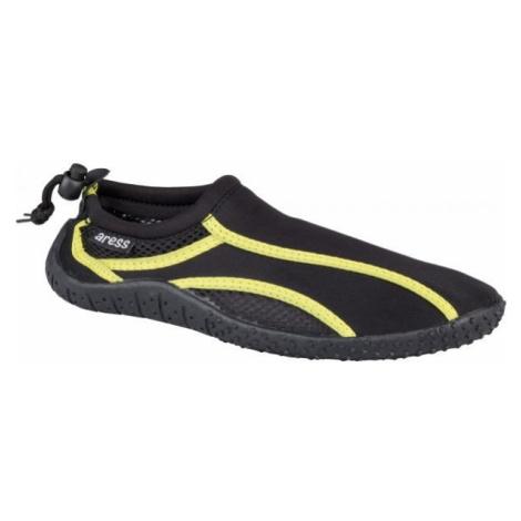 Aress BERN žlutá - Pánské boty do vody