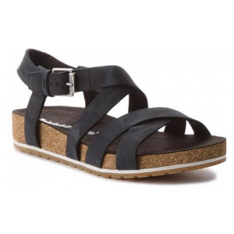 Timberland Timberland dámské černé sandály MALIBU WAVES