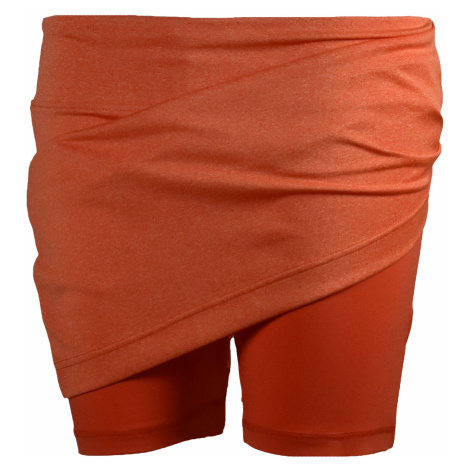 Sportovní sukně SKHOOP s vnitřními šortkami Belinda Skhort, orange