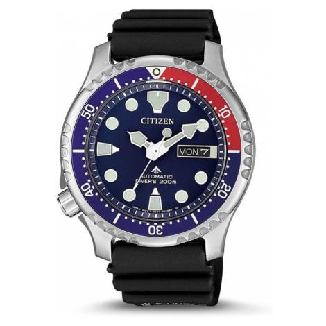 Citizen Promaster Automatic Diver NY0086-16LE