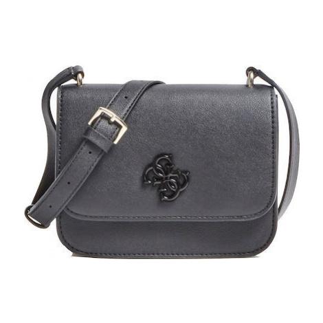 Guess GUESS dámská černá crossbody kabelka NOELLE MINI CROSSBODY