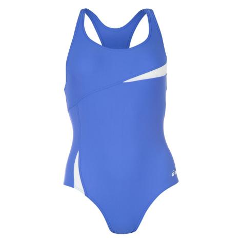 Speedo Splice Thinstrap Racerback Swimsuit dámske Asics