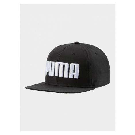 Kšiltovka Puma Černá