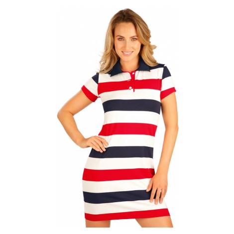 LITEX Šaty dámské s krátkým rukávem 5B012