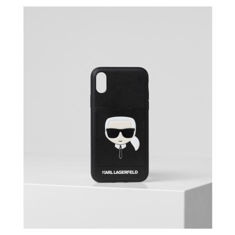 Obal Na Telefon Karl Lagerfeld Karl Cardslot Case Xs