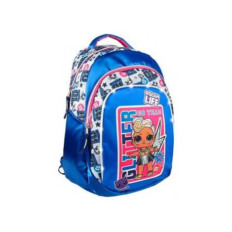 L.O.L. Surprise - Glitter - školní batoh s LED světýlky