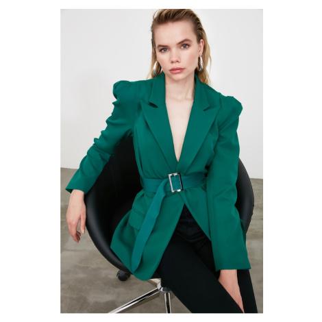 Women's blazer Trendyol Belted