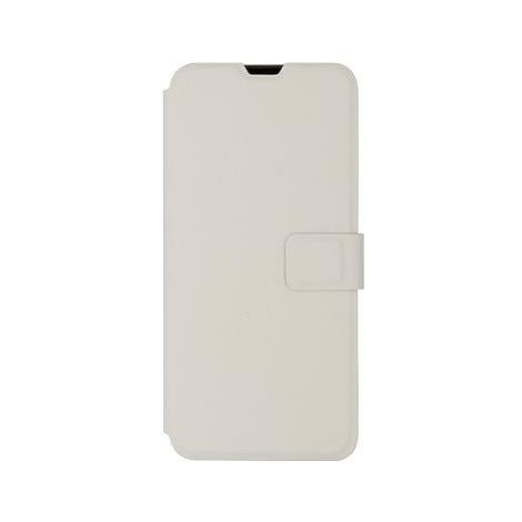iWill Book PU Leather Case pro Xiaomi Redmi Note 8T White
