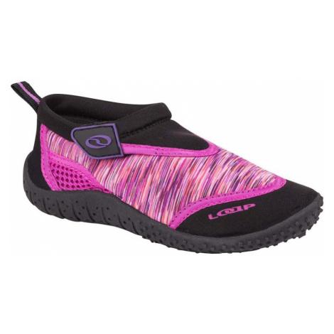 LOAP SMART Dětské boty do vody GSU1844V11K black/purple
