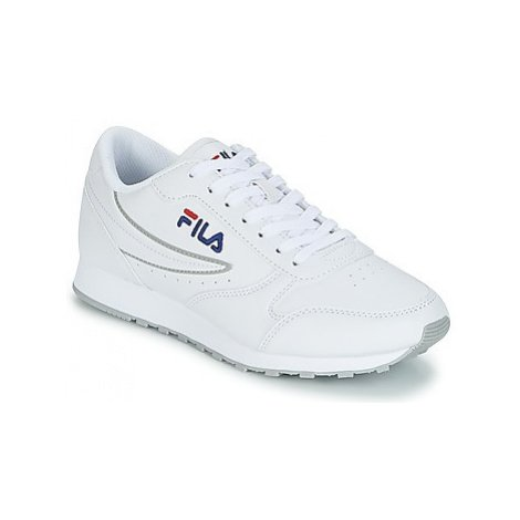 Fila ORBIT LOW WMN Bílá