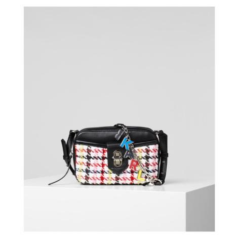 Crossbody Karl Lagerfeld K/Studio Tweed Camera Bag