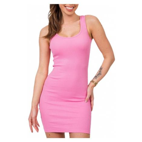 Dámské růžové šaty Rue Paris
