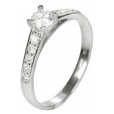 Brilio Dámský prsten s krystaly 001 07