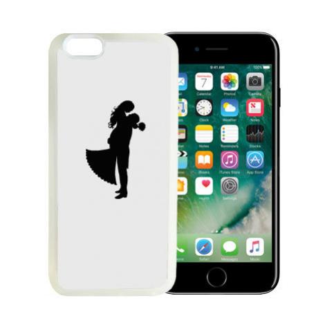 iPhone 7/8 kryt gumový soft Svatba
