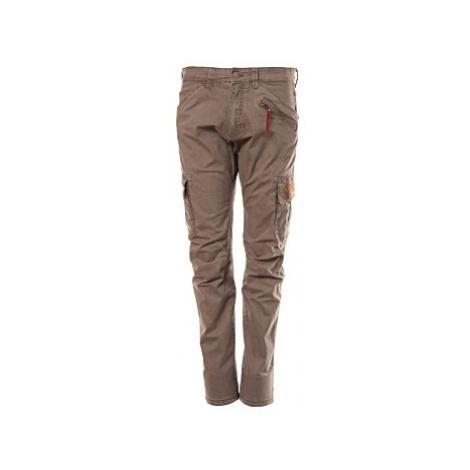 Kalhoty Timezone Regular RogerTZ pánské šedé