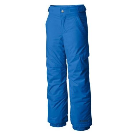 Columbia ICE SLOPE II PANT modrá - Chlapecké lyžařské kalhoty