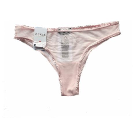 Dámské brazilky Guess O94E37 růžová | růžová
