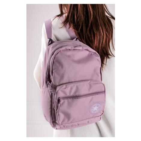 Světle růžový batoh Go Lo Backpack Converse