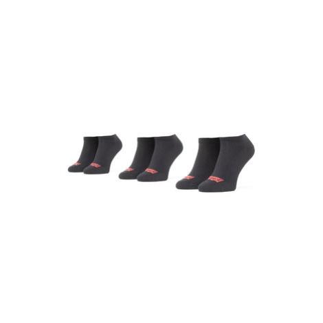 Sada 3 párů nízkých ponožek unisex Levi's® Levi´s