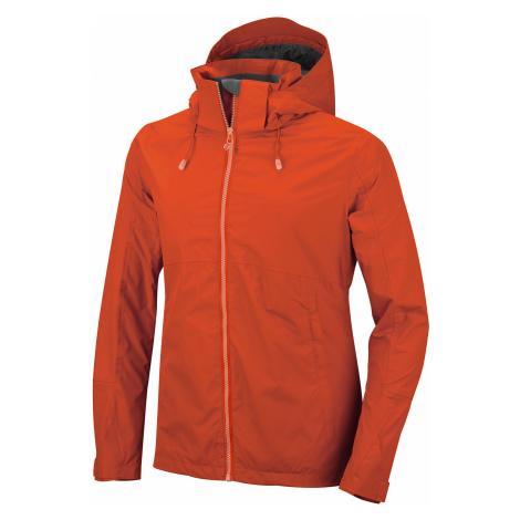Husky Nelory L, červená Dámská outdoor bunda