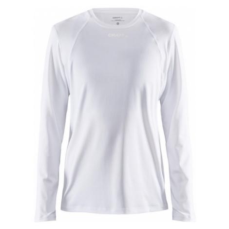 Dámské tričko CRAFT ADV Essence LS bílá