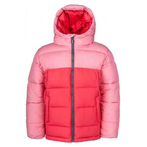 Columbia Y PIKE LAKE JACKET růžová - Dětská bunda