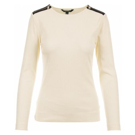 Ralph Lauren dámské tričko bílé