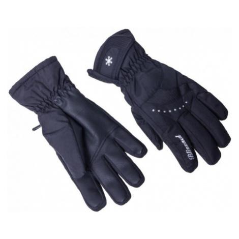 Blizzard VIVA DAVOS černá - Dámské lyžařské rukavice