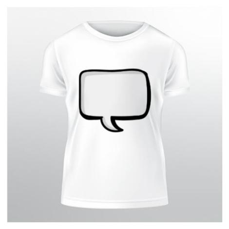 Pánské tričko Classic Heavy Bublina bez textu