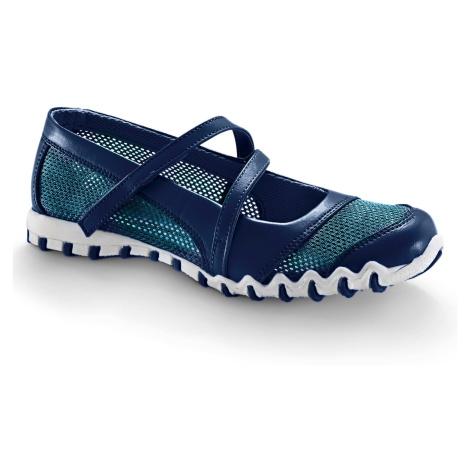 Blancheporte Sportovní balerínky námořnická modrá