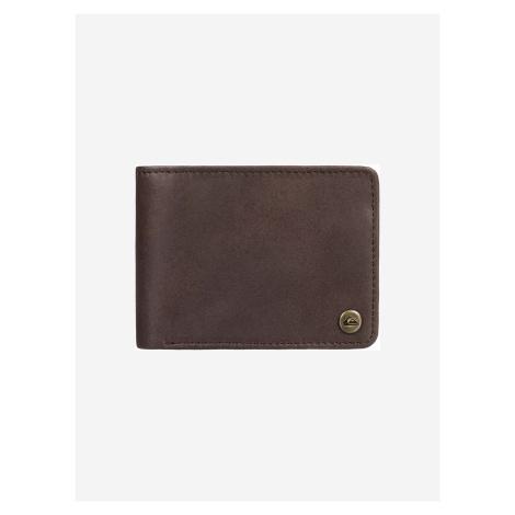 Mack Bi-Fold Peněženka Quiksilver Hnědá