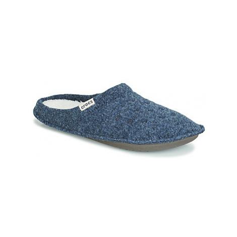 Crocs CLASSIC SLIPPER Modrá