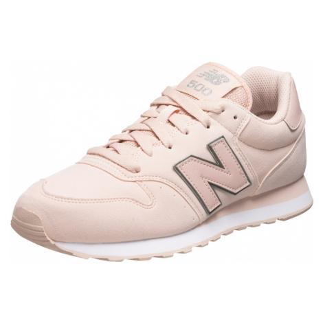 New balance Tenisky růžová / stříbrná