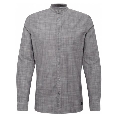 NOWADAYS Košile šedý melír / světle šedá