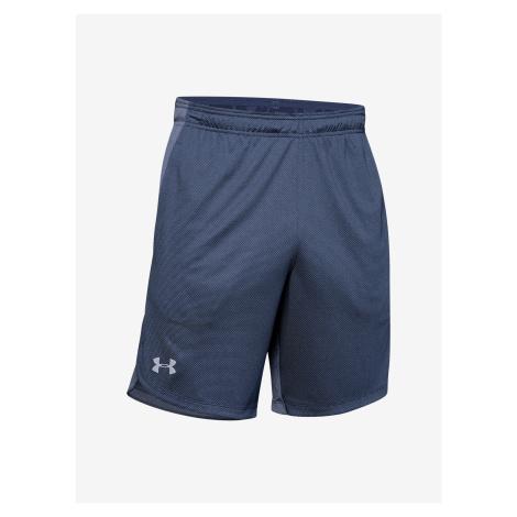 Kraťasy Under Armour Knit Training Shorts Modrá