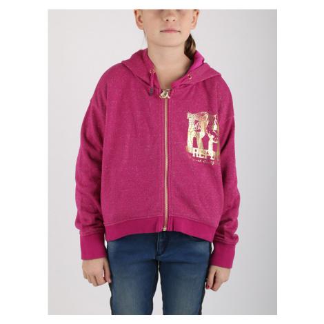 Mikina Replay SG2346 Sweatshirts Růžová