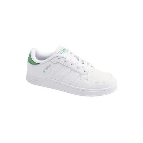 Bílé tenisky adidas Breaknet K